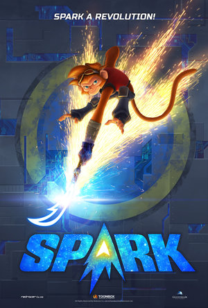 Spark: A Space Tail (2016) DVD Release Date