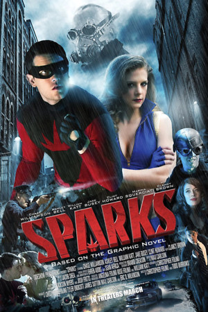 Sparks (2013) DVD Release Date