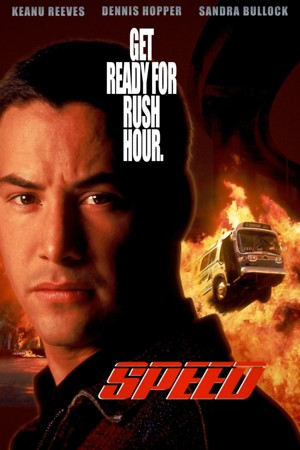 Speed (1994) DVD Release Date