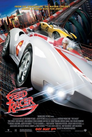 Speed Racer (2008) DVD Release Date