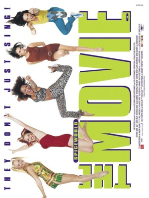 Spice World (1997) DVD Release Date