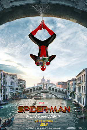 Spider-Man: Far From Home (2019) DVD Release Date