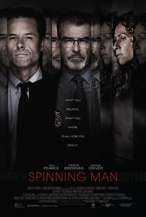 Spinning Man (2018) DVD Release Date