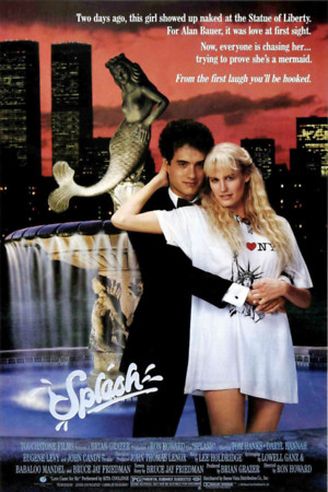 Splash (1984) DVD Release Date
