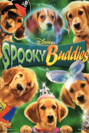 Spooky Buddies (Video 2011) DVD Release Date