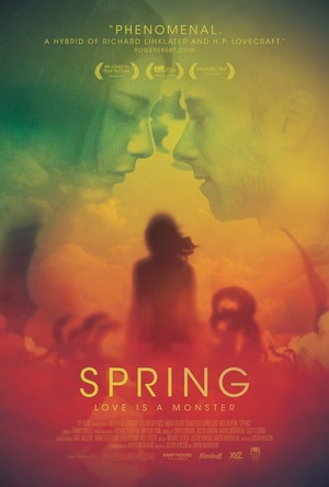 Spring (2014) DVD Release Date