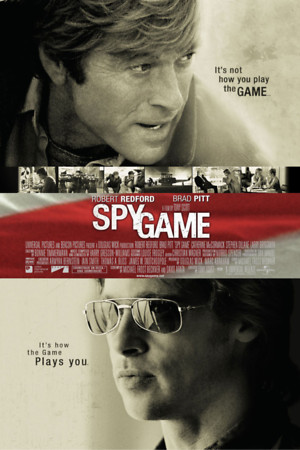 Spy Game (2001) DVD Release Date