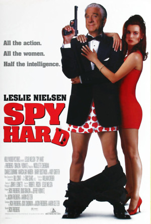 Spy Hard (1996) DVD Release Date