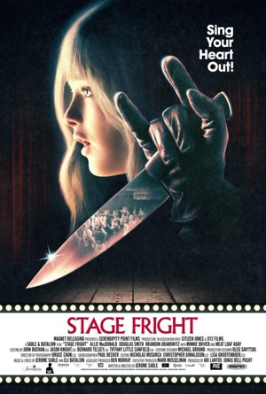 Stage Fright (2014) DVD Release Date