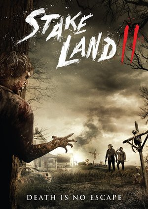 Stake Land 2 (2016) DVD Release Date