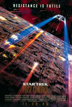Star Trek: First Contact (1996) DVD Release Date