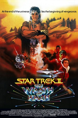 Star Trek II: The Wrath of Khan (1982) DVD Release Date