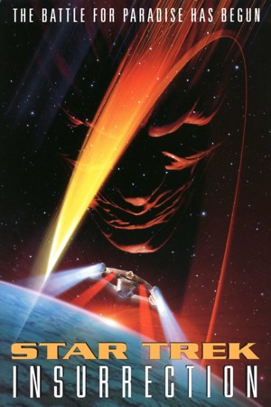 Star Trek: Insurrection (1998) DVD Release Date