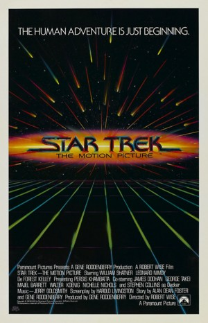 Star Trek: The Motion Picture (1979) DVD Release Date