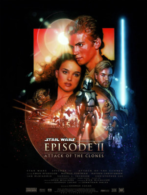 Star Wars: Episode II - Attack of the Clones (2002) DVD Release Date