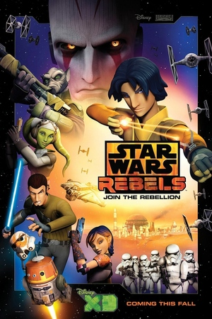 Star Wars Rebels (TV Series 2014- ) DVD Release Date