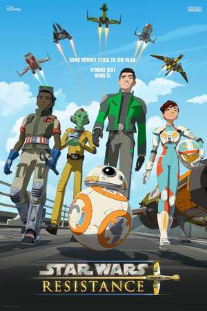 Star Wars Resistance (TV Series 2018- ) DVD Release Date