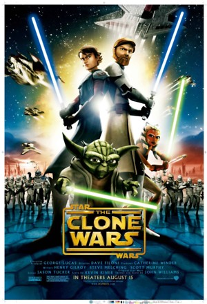 Star Wars: The Clone Wars (2008) DVD Release Date