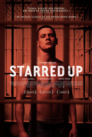 Starred Up (2013) DVD Release Date
