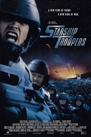 Starship Troopers (1997) DVD Release Date