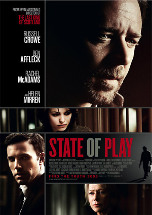 State of Play (2009) DVD Release Date