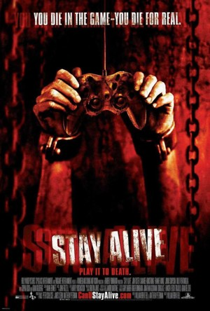Stay Alive (2006) DVD Release Date