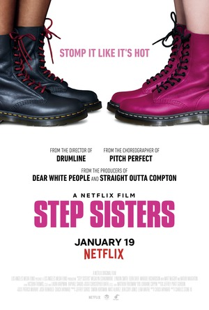 Step Sisters (2018) DVD Release Date
