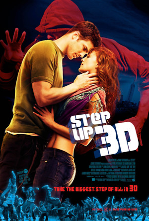 Step Up 3D (2010) DVD Release Date