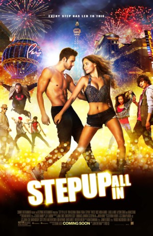 Step Up 5: All In (2014) DVD Release Date