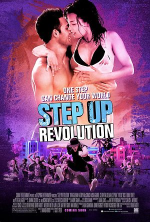 Step Up Revolution (2012) DVD Release Date