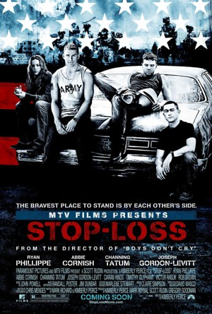 Stop-Loss (2008) DVD Release Date