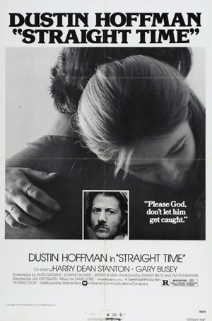 Straight Time (1978) DVD Release Date