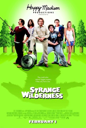 Strange Wilderness (2008) DVD Release Date