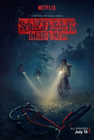 Stranger Things (TV Series 2016- ) DVD Release Date