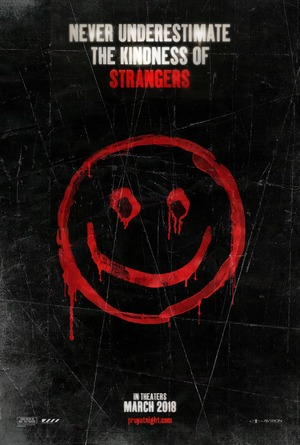 Strangers: Prey at Night (2018) DVD Release Date