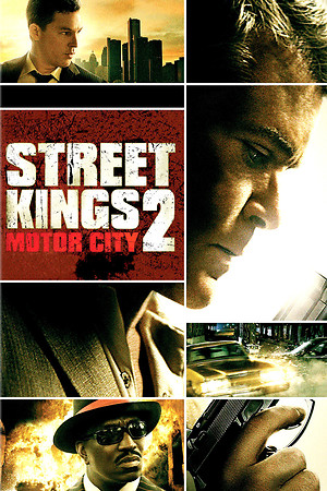 Street Kings: Motor City (2011) DVD Release Date