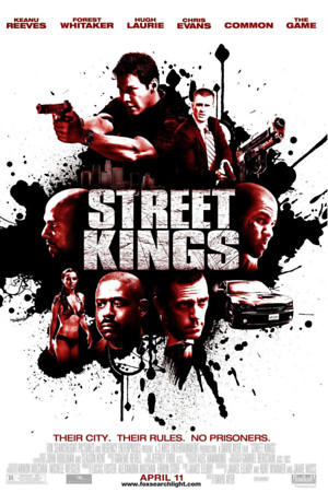 Street Kings (2008) DVD Release Date