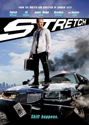 Stretch (2014) DVD Release Date