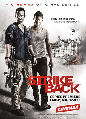 Strike Back (TV 2010) DVD Release Date