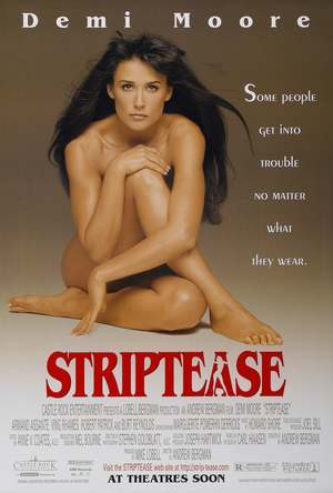 Striptease (1996) DVD Release Date