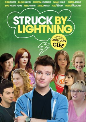 Struck by Lightning (2012) DVD Release Date
