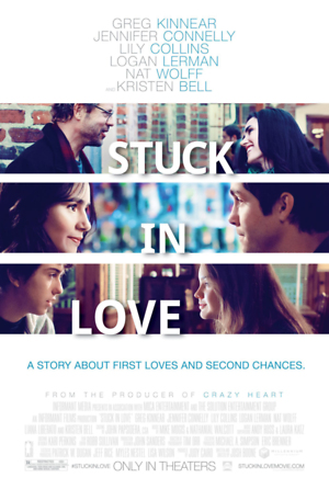 Stuck in Love (2012) DVD Release Date