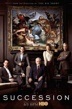 Succession (TV Series 2018- ) DVD Release Date