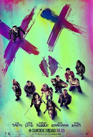 Suicide Squad (2016) DVD Release Date