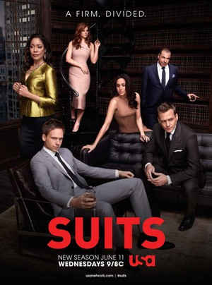 Suits (TV 2011-) DVD Release Date