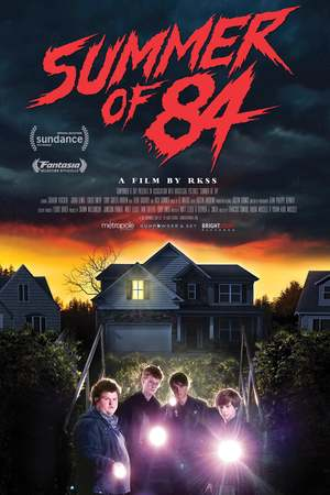 Summer of 84 (2018) DVD Release Date