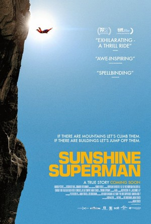 Sunshine Superman (2014) DVD Release Date
