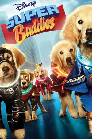 Super Buddies (Video 2013) DVD Release Date