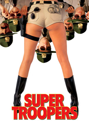 Super Troopers (2001) DVD Release Date