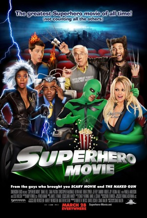 Superhero Movie (2008) DVD Release Date